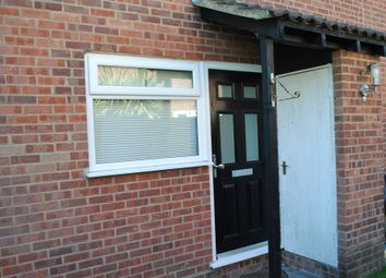 Thumbnail 1 bed terraced house to rent in Merton Close, Owlsmoor, Sandhurst