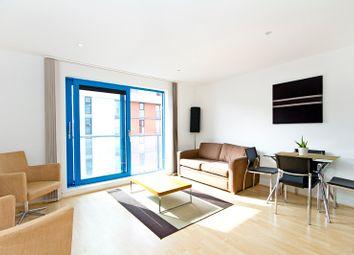 Thumbnail 1 bedroom flat to rent in 14 Western Gateway, London