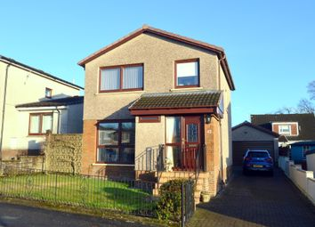 Thumbnail 3 bed detached house for sale in Ledrish Avenue, Balloch