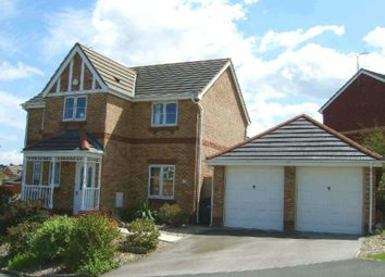 Thumbnail 4 bed detached house for sale in Hesketh Road, Old Colwyn, Colwyn Bay