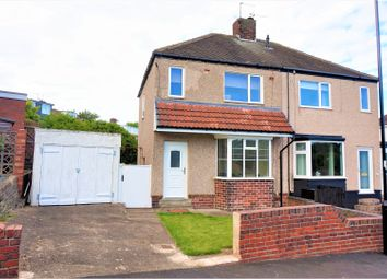 Thumbnail 3 bedroom semi-detached house for sale in Hollinsend Ave, Sheffield