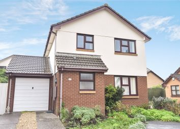 Thumbnail 3 bed detached house for sale in Oakwell Close, Torrington