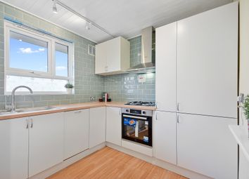 Thumbnail 1 bed flat for sale in Burns Road, London
