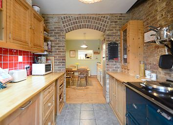 Thumbnail 3 bed terraced house for sale in Station Road, Bagshot