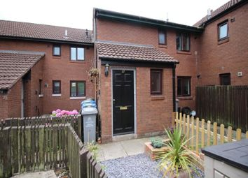 Thumbnail 1 bed flat for sale in Larch Close, Manchester
