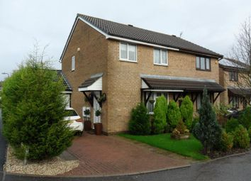 Thumbnail 3 bed semi-detached house to rent in Stanley Mead, Bradley Stoke, Bristol