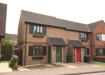 Thumbnail 2 bed end terrace house to rent in Pilkingtons, Church Langley, Harlow, Essex