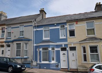 Thumbnail 2 bed terraced house for sale in Maristow Avenue, Plymouth, Devon