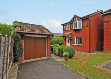 Thumbnail 3 bedroom detached house for sale in Church Croft, Bury