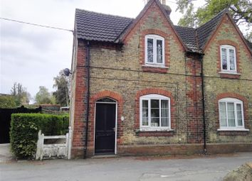Thumbnail 3 bed semi-detached house for sale in Vicarage Lane, Welton, Lincoln