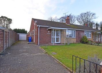 Thumbnail 3 bed semi-detached bungalow for sale in Beech Drive, Blackwater, Camberley
