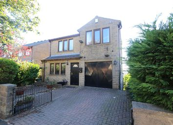Thumbnail 6 bed detached house for sale in Claremount Road, Halifax, West Yorkshire