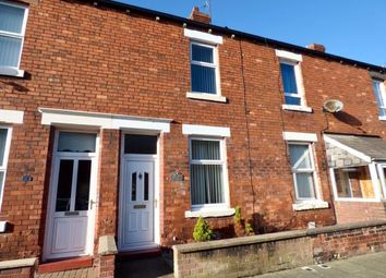 Thumbnail 2 bed terraced house for sale in Esther Street, Carlisle