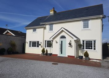 Thumbnail 5 bed detached house for sale in Chapel Close, Nottage, Porthcawl