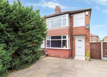 Thumbnail 2 bed semi-detached house for sale in Deane Avenue, Cheadle