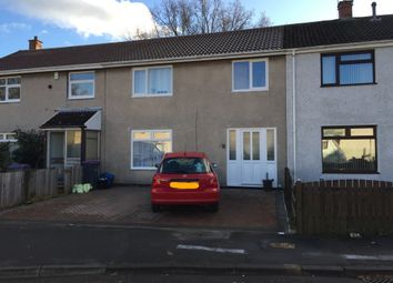 Thumbnail 3 bed terraced house to rent in Nolton Place, Cwmbran