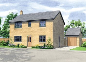 Thumbnail 4 bed detached house for sale in The Coppice, Derbyshire