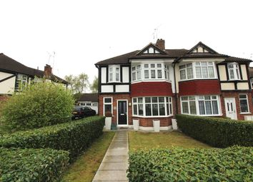 Thumbnail 2 bed flat to rent in Vale Crescent, Kingston Vale