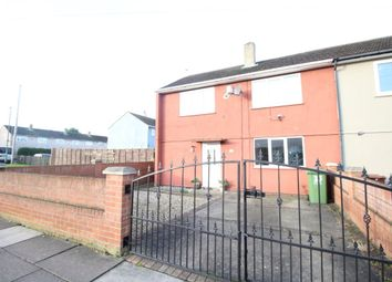 Thumbnail 3 bed terraced house for sale in Cromer Avenue, Grimsby