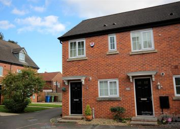 Thumbnail 2 bedroom end terrace house for sale in North Croft, Atherton, Manchester