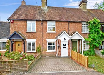 Thumbnail 3 bed terraced house for sale in Headcorn Road, Sutton Valence, Maidstone, Kent
