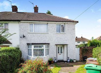 3 bed semi-detached house for sale in Tremayne Road, Nottingham NG8