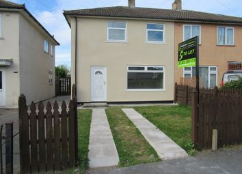 Thumbnail 3 bed semi-detached house to rent in Lime Tree Crescent, Rossington, Doncaster