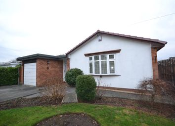 Thumbnail 2 bed detached bungalow for sale in Fairlawn Close, Wirral