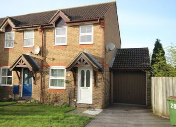 Thumbnail 2 bed property to rent in Standen Place, Horsham