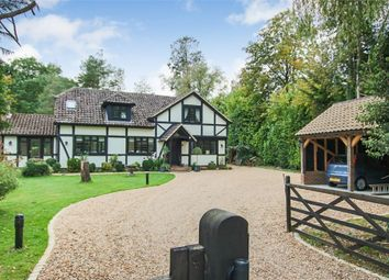 Thumbnail 4 bed detached house for sale in Domewood, Copthorne, Surrey