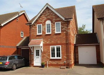 Thumbnail 3 bed link-detached house for sale in Wilding Drive, Grange Farm, Kesgrave, Ipswich