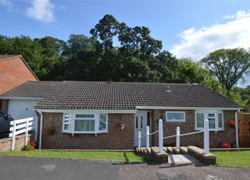 Thumbnail 3 bedroom detached bungalow for sale in Valley Way, Exmouth, Devon