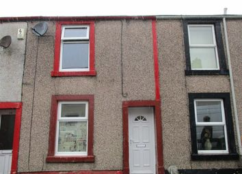 Thumbnail 2 bed terraced house to rent in Duke Street, Cleator Moor