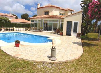 Thumbnail 3 bed villa for sale in Denia, Alicante, Costa Blanca. Spain