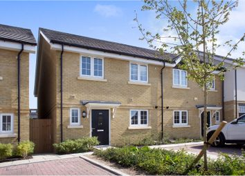 Thumbnail 4 bed end terrace house for sale in Brookwood Farm Drive, Woking