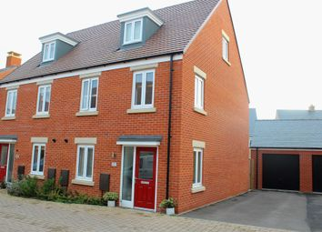 Thumbnail 3 bed semi-detached house for sale in Turing Road, Biggleswade