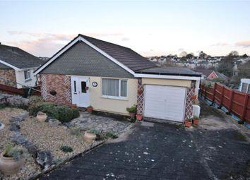 Thumbnail 2 bed detached bungalow to rent in Grange Avenue, Goodrington, Paignton, Devon