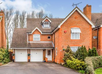 Bentley Drive, Arborfield, Reading RG2. 5 bed detached house for sale