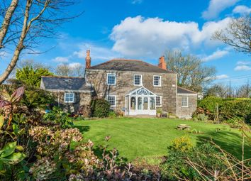 Thumbnail 3 bedroom farmhouse for sale in Brill, Constantine, Falmouth