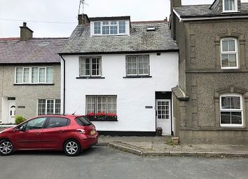 Thumbnail 4 bed cottage for sale in Castle Square, Criccieth, Gwynedd