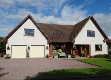 Thumbnail 5 bed detached house for sale in Ness Road East, Fortrose
