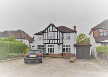 Thumbnail 4 bed detached house for sale in Hillside Grove, Mill Hill