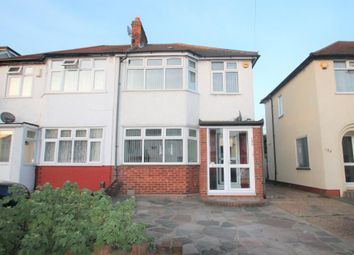 Thumbnail 3 bed end terrace house for sale in Rushden Gardens, Ilford