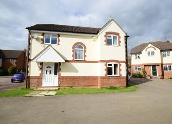 Thumbnail 4 bed detached house for sale in Hayfield, Chells Manor, Stevenage, Hertfordshire