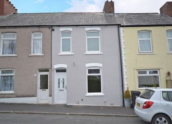 Thumbnail 2 bed terraced house for sale in Bethesda Place, Rogerstone, Newport, Gwent.