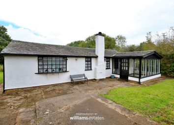 Thumbnail 2 bed property for sale in Pen Y Fron Road, Pantymwyn, Mold
