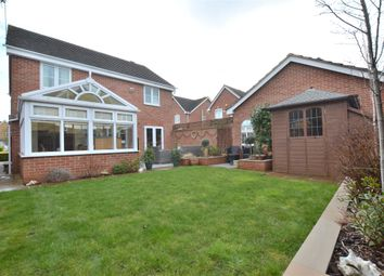 Thumbnail 4 bed detached house for sale in Dulverton Close, Cheltenham, Gloucestershire