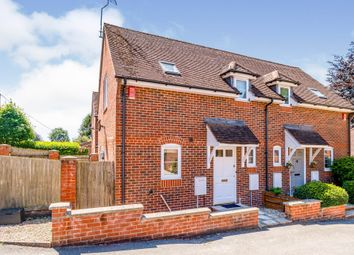 Thumbnail 2 bed semi-detached house for sale in Meadowland, Kings Worthy, Winchester