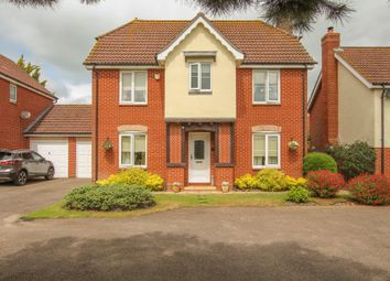 Thumbnail 4 bed detached house for sale in Mill Road, Kedington, Haverhill