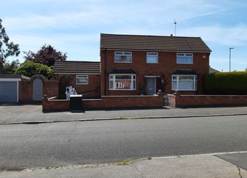 Thumbnail 2 bed detached house for sale in Edward Avenue, Leicester